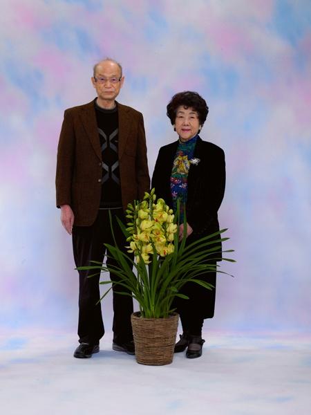 【還暦・喜寿・米寿】ご夫婦で記念撮影